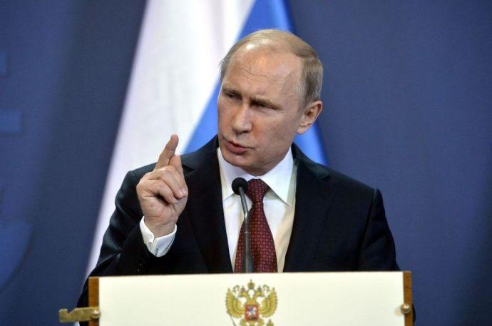 Putyin: cinikus hazugságokkal ásnák alá az ország tekintélyét