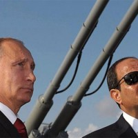 Kairó egyetért az orosz beavatkozással Szíriában