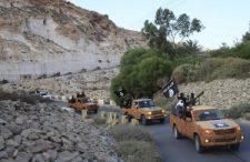 Új terrorista hadsereget hoztak létre a líbiai sivatagban