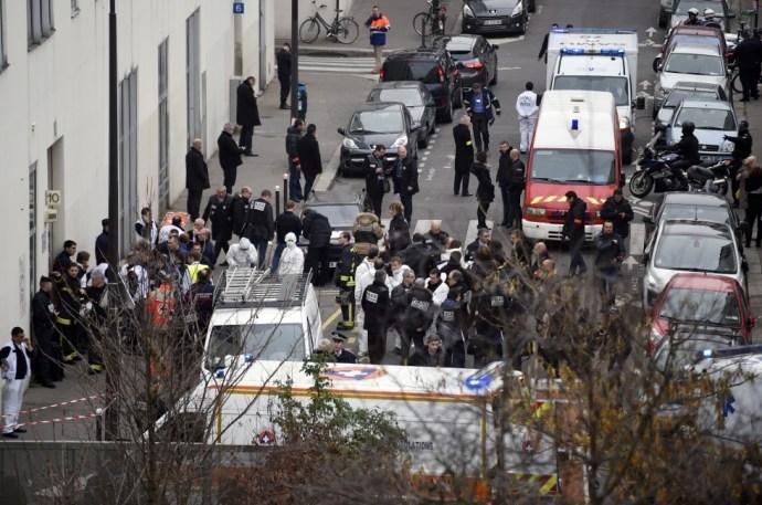 Terrortámadás: azonosították az elkövetőket