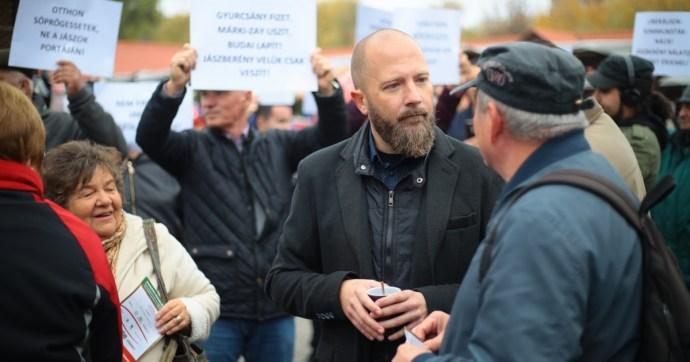 A Fidesz balhézni akart Jászberényben, de az ellenzéki polgármesterjelölt példát mutatott nekik