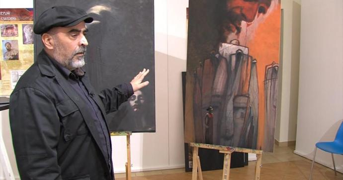 Előadással, művészettel emlékeztek adoni katasztrófára a Rovásban