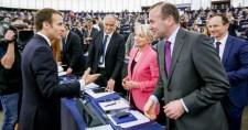 Macron azért nem támogatja Webert, mert német EP-listán szerepel