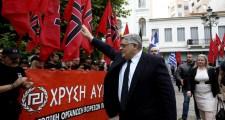 A kirakatper lezárultával elrendelték az Arany Hajnal tagjainak letartóztatását