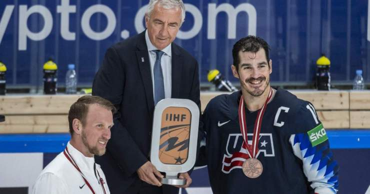 A francia-kanadai Luc Tardif lett az IIHF új elnöke