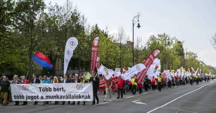Elutasítja a 4 százalékos minimálbér-emelést a Magyar Szakszervezeti Szövetség