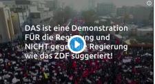 A német ARD (és a ZDF) közszolgálati tévé így hazudik az iráni demonstrációkról
