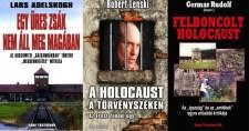 Holokauszttagadó könyvek miatt razziáztak a Gede Testvéreknél
