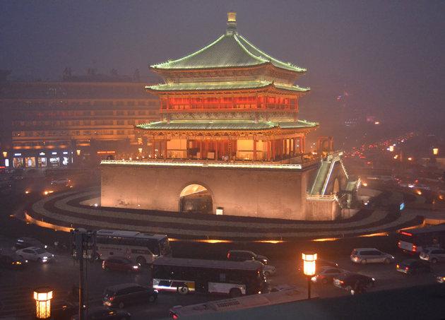 Több ezer éves városra bukkantak Kínában
