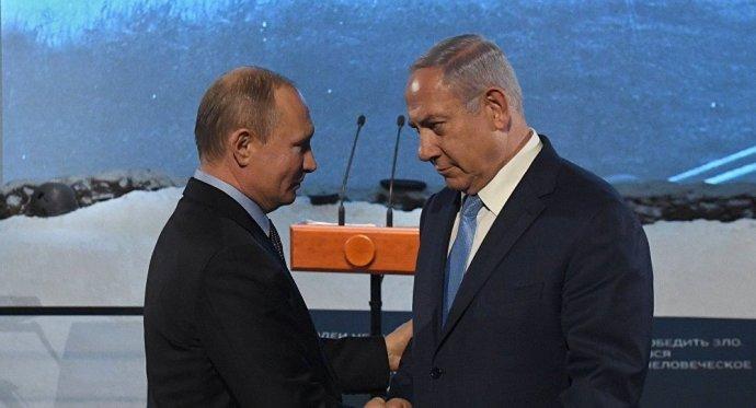 Az izraeli támadás után Putyin telefonált Netanjahuval