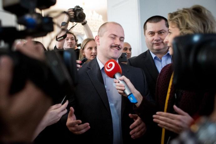 Visszafelé sülhet el Andrej Kiska fasisztás riogatása