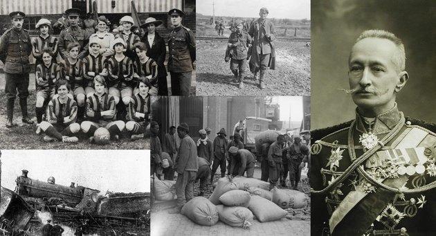 10 kevéssé ismert tény az első világháborúról