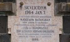 1764. január 7. a székelyek mészárlásának napja