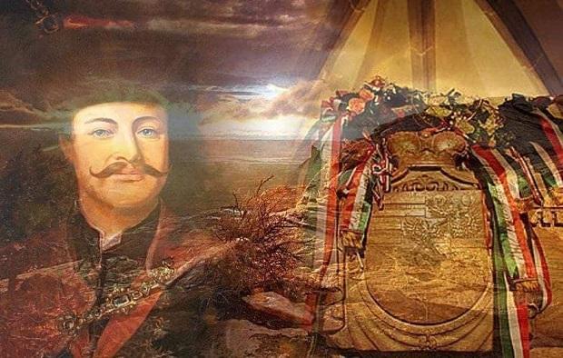 II. Rákóczi Ferenc vezérlő fejedelem emlékére
