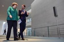 Az új osztrák kancellár Berlint választhatja Visegrád helyett