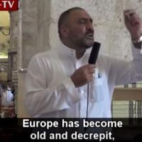 Jeruzsálemi imám: Szaporodjatok az európaiakkal, hogy aztán eltiporjuk őket!