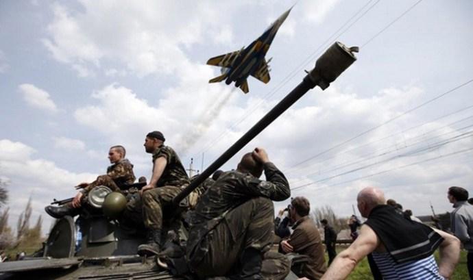 Katonai hírek Új-Oroszországból
