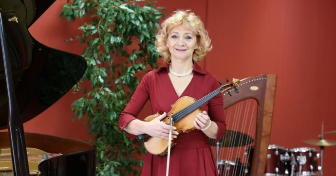 Tudtam, hogy itthon akarok hegedűtanár lenni