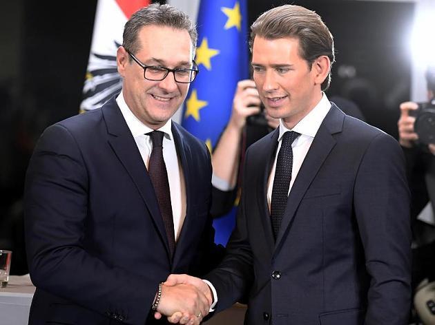 Az új osztrák koalíció kemény kihívást jelent Merkelnek