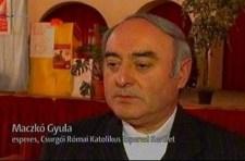 Elhunyt Maczkó Gyula csurgói esperes, plébános