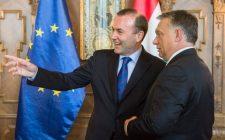 Manfred Weber: azonnal le kell állítani a magyar kormány Brüsszel elleni kampányát