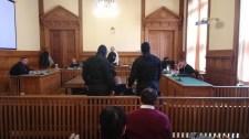 Lefeküdt aludni a tárgyalásán a körúti robbantás vádlottja