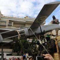A palesztin Qassam Brigád  már pilóta nélküli repülőgéppel rendelkezik(videofelvétel)