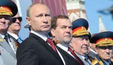 Putyin: Történelmi igazságtétel a Krím visszatérése