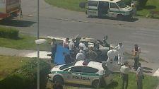 Felrobbantották egy 19 éves lány autóját Gyetva mellett