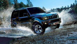 A Suzuki óvatos az új Jimnyvel kapcsolatban
