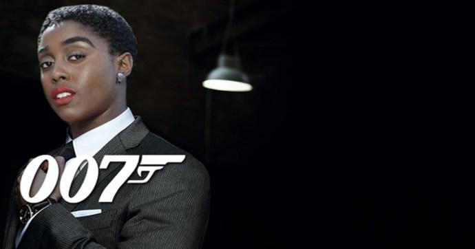 Néger nő lesz az új 007-es ügynök