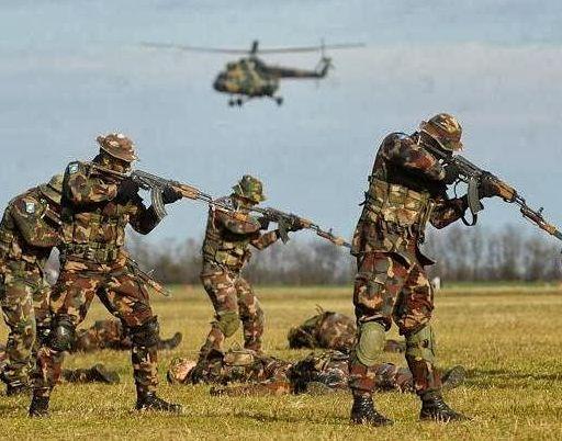 Nem kell hadsereg többé! Valóban?