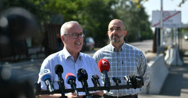 Jelentősen nőtt az elfogott határsértők száma Magyarországon