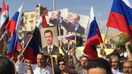 Töretlen az orosz-szír barátság