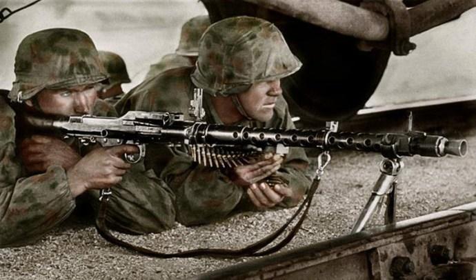 Elfeledett történelem: Svábok a Waffen-SS-ben