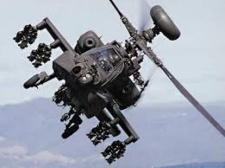 Apache helikoptereket kapott főnökeitől az ukrajnai bábállam a keleti megyék felkelői ellen