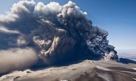 A legnagyobb gleccsert olvasztja egy vulkán Izlandon