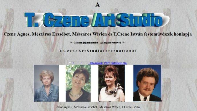"""A budaörsi T. Czene Art Stúdió bemutatja: A Török, a """"háromhölgyek"""" és a mutyi"""