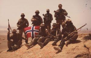 EXKLUZÍV: Skandináv önkéntesek a Szíriai Arab Hadsereg oldalán (képek)