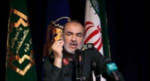 Hossein Salami: ,,Pokollá változtatjuk Izraelt, ha tovább fenyegetőznek!,,