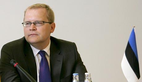 Észtország megerősítette a kijevi mesterlövészekről folyt telefonbeszélgetés hitelességét