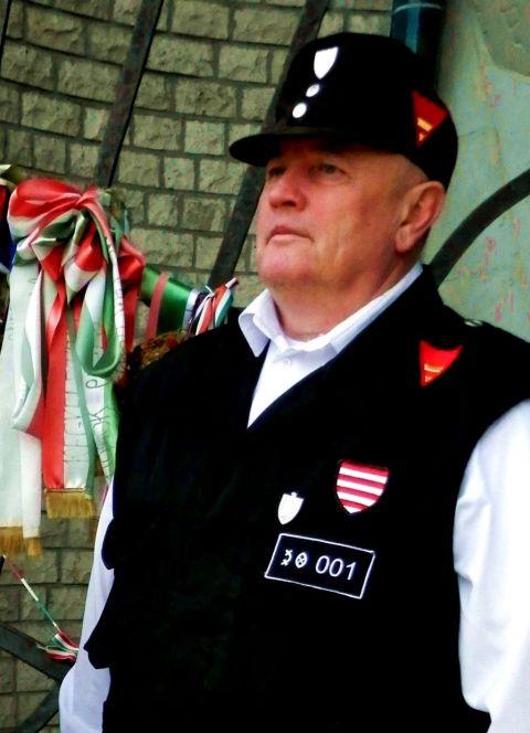 Elhunyt Markovics Zsolt, a Magyar Gárda dandárparancsnoka