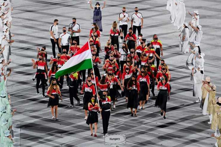 Naruhito császár megnyitotta a XXXII. nyári olimpiai játékokat (képgaléria)