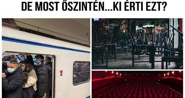 A vendéglátóhelyek és edzőtermek újranyitását követelik Magyarországon
