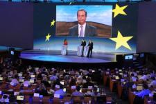 Nagy-Britanniában az EU-ellenes UKIP valószínű győzelmét jelzik az eredmények