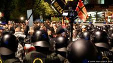 Menekültellenes zavargások Németországban