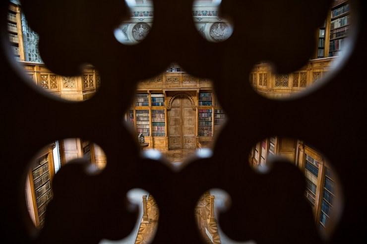 Egy szerzetesrend, melyet nem lehetett megfélemlíteni