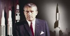 A nemzetiszocialista, aki nélkül nem jutottunk volna el a Holdra