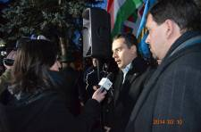 Vona Gábor nyílt levele Traian Basescuhoz és Victor Pontahoz