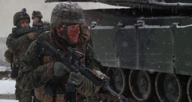 """A """"kínai fenyegetés"""" ellen: amerikai tengerészgyalogosokat küldenek Kelet-Ázsiába"""